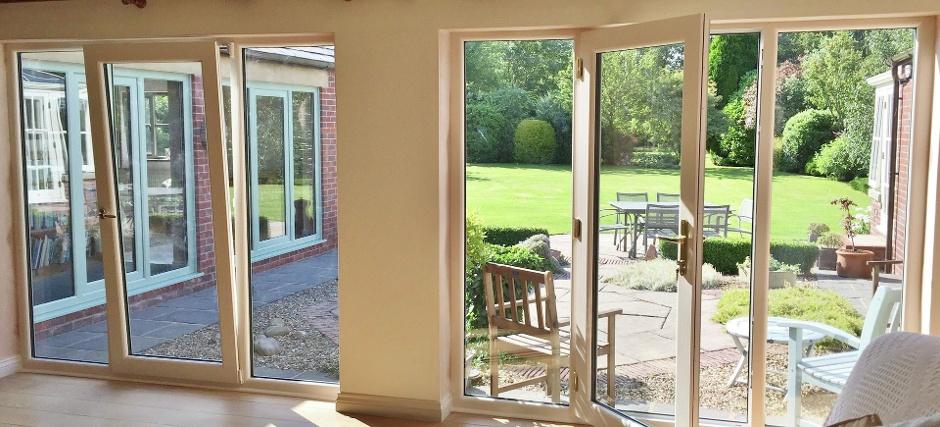 Replacement upvc aluminium windows doors for Replacement upvc windows